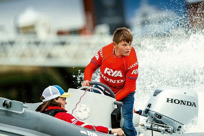 Honda RYA Youth RIB Championships