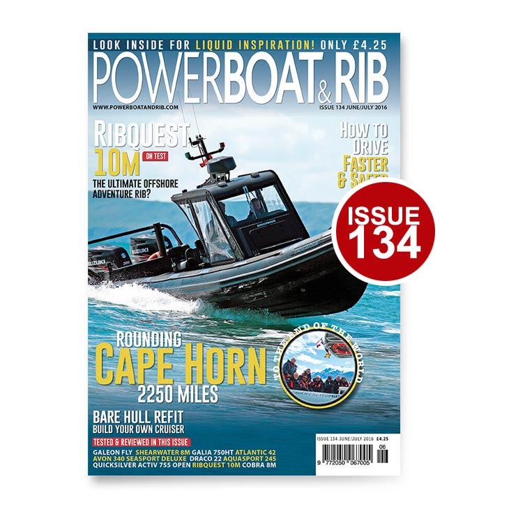 Issue 134 Powerboat & RIB Magazine
