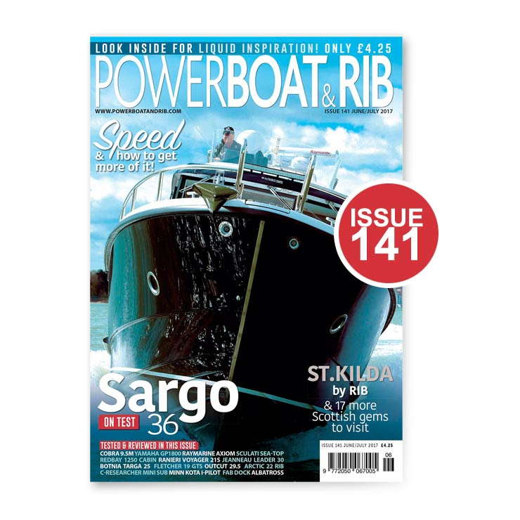 Powerboat & RIB Magazine Issue 141