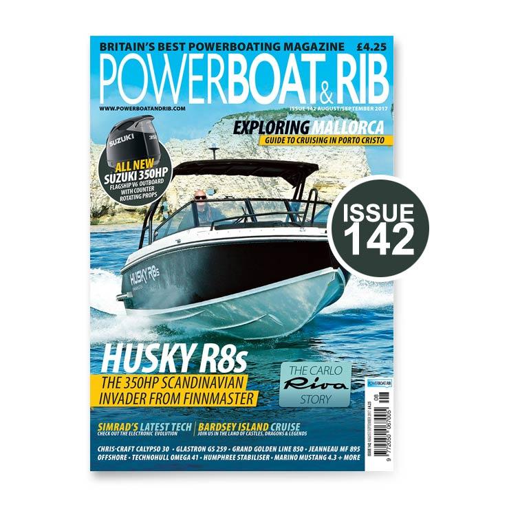 Powerboat & RIB Magazine Issue 142