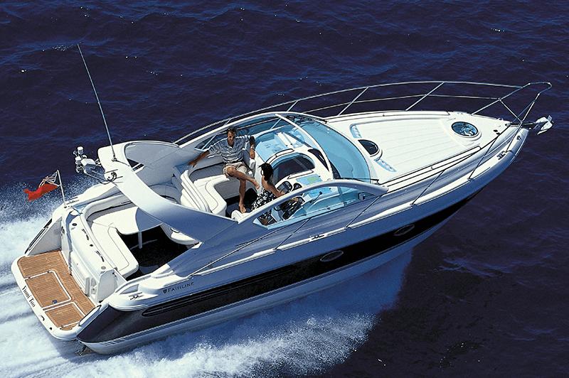 Fairline Targa 34 – Used boat test report