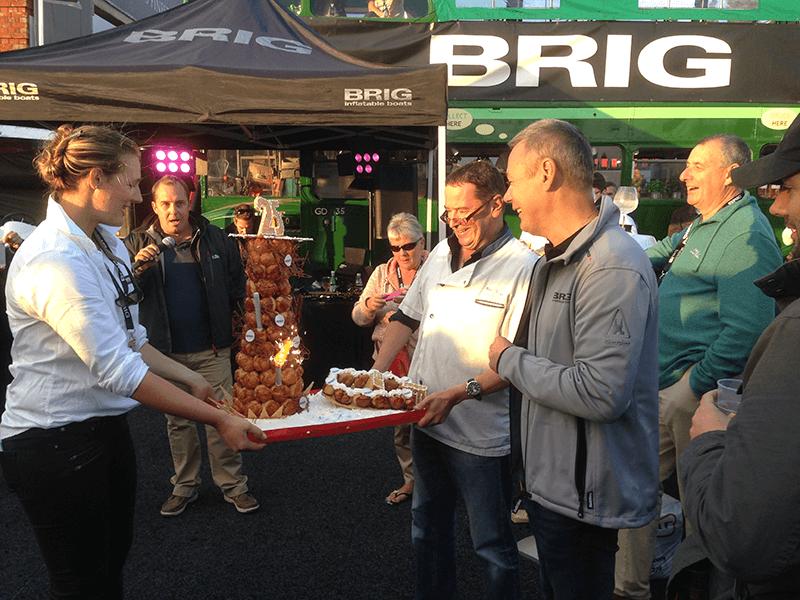 BRIG Celebrate 25 Years at SBS