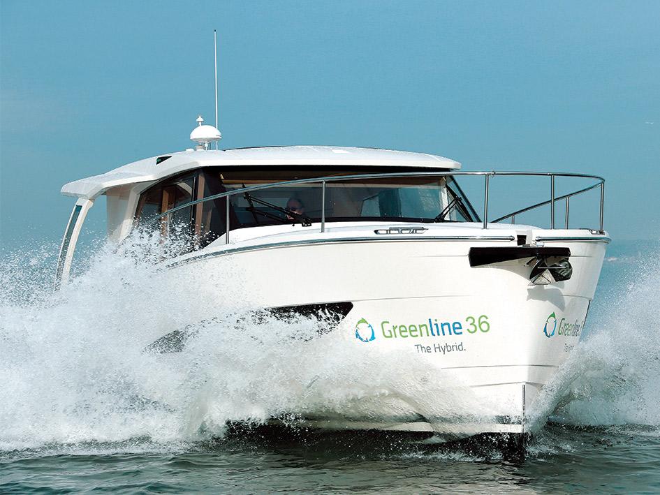 Greenline 36