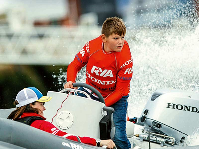Honda RYA Youth RIB Championship 2016
