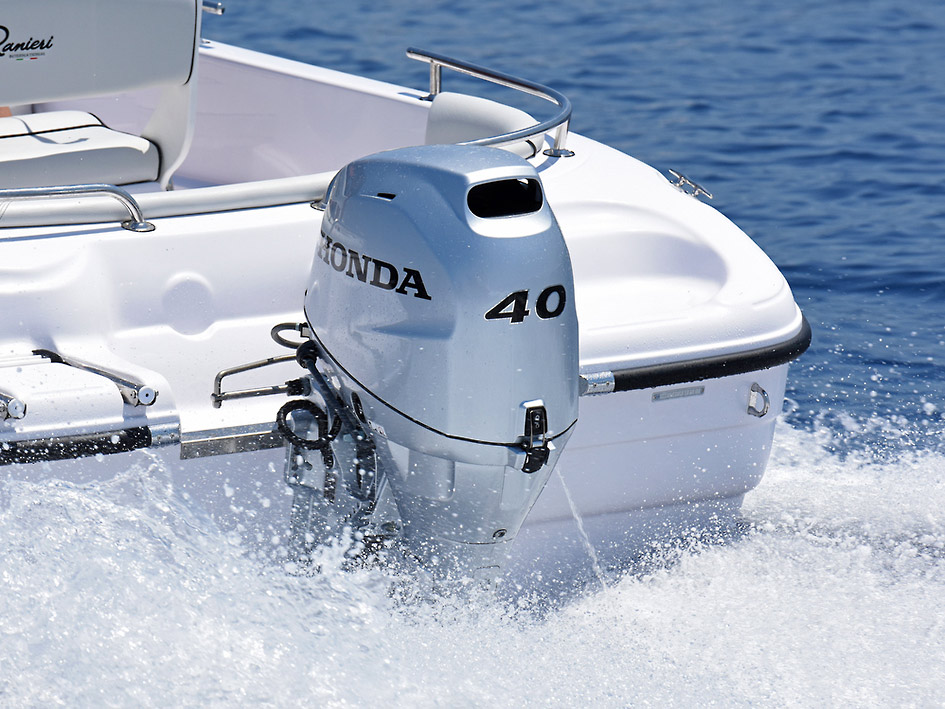 Honda Mid-Range Outboards Re-Engineered