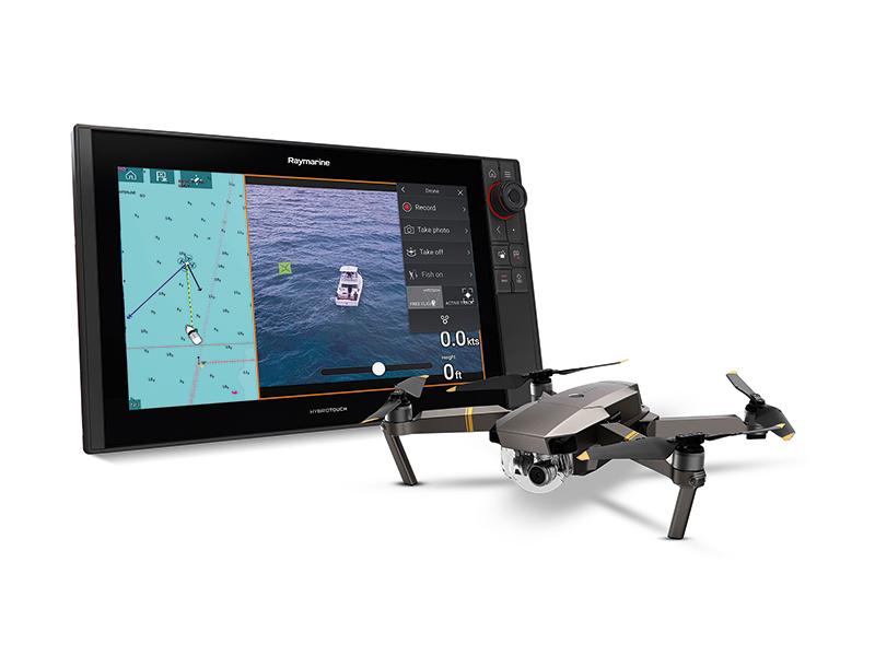 Raymarine Mavic Pro Drone