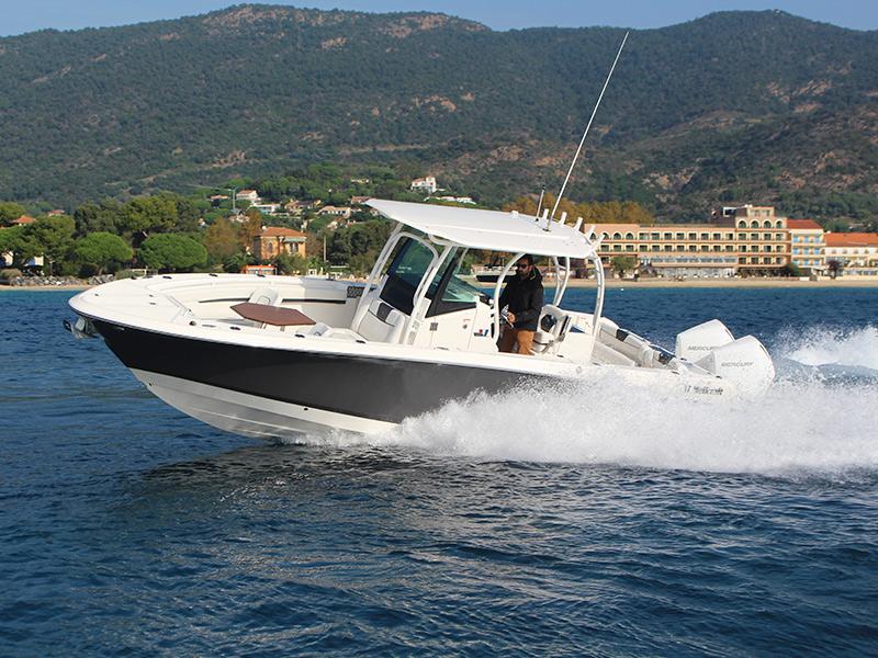 Wellcraft 302 & 352 Fisherman Series