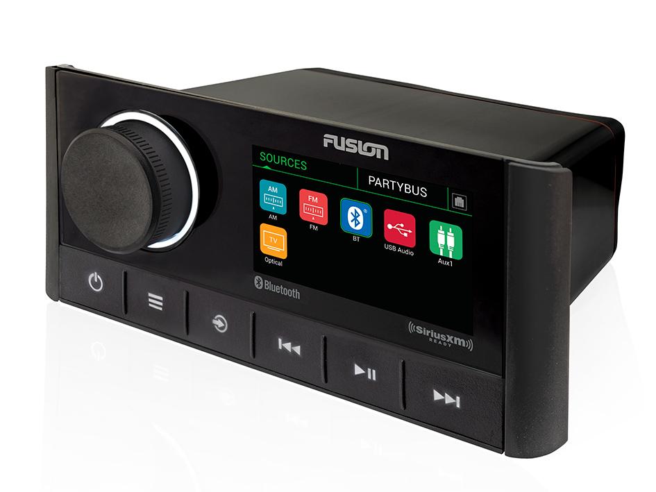 Fusion Introduce New Marine Stereo