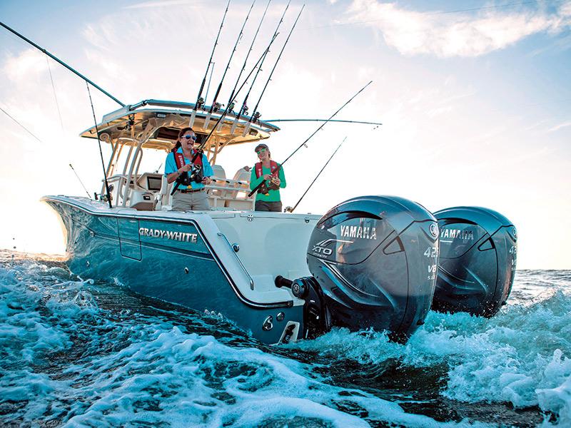 Yamaha XTO Offshore 425