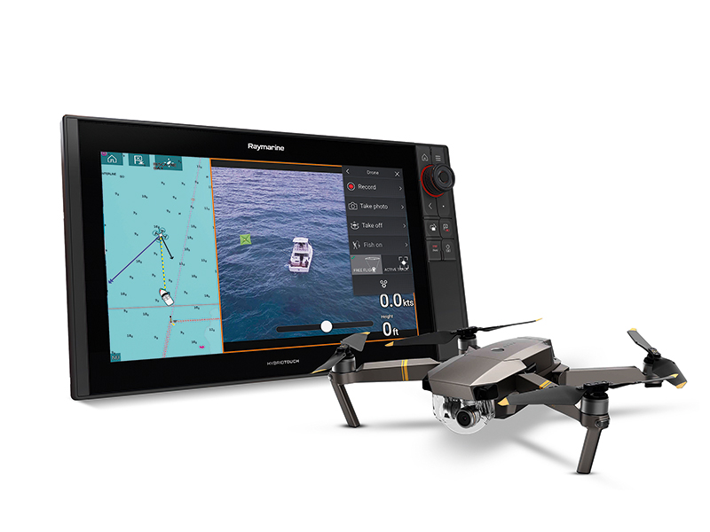 Raymarine Mavic Pro Drone Control