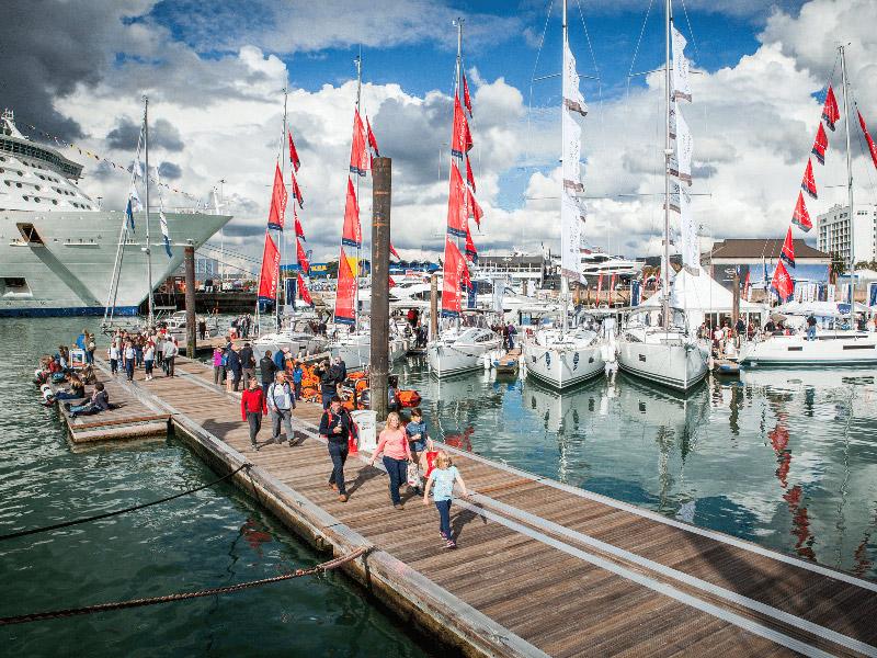 Southampton International Boat Show Returns