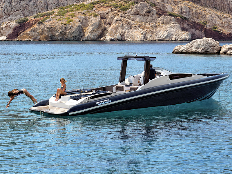 Skipper BSK RIBs Preview