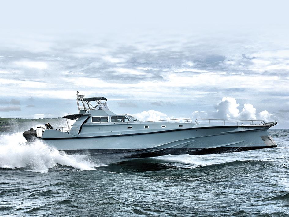 Cork to Sardinia with Safehaven Marine