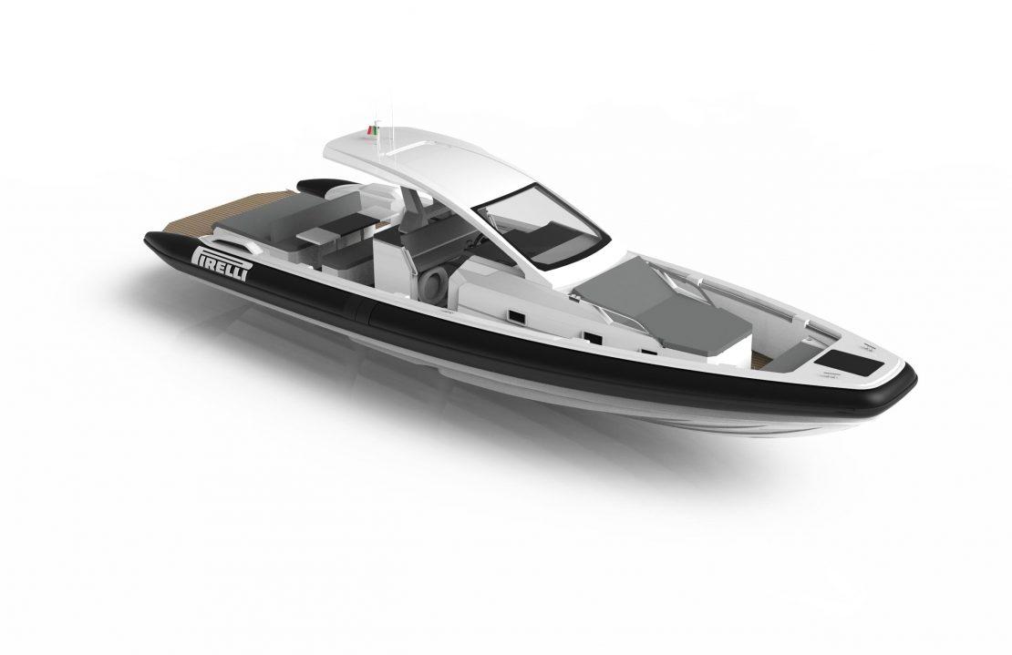 Pirelli by Tecnorib to Launch 42 at boot 2020