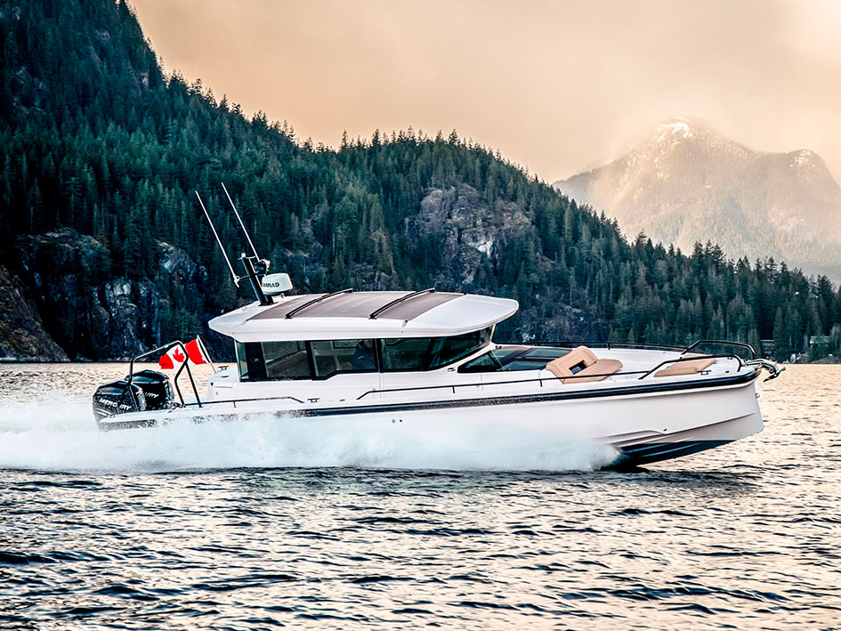 Axopar 37 XC Joins RIB Shack Fleet