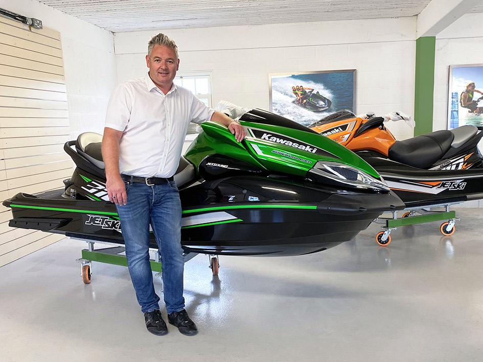 Boats.co.uk Announced as Kawasaki Distributor